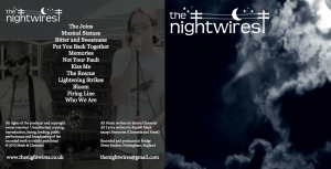 Nightwires cover